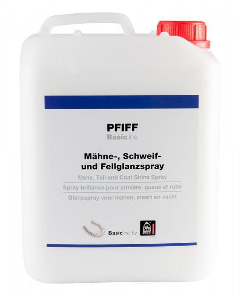 PFIFF Basicline manen-, staart- en vachtglansspray