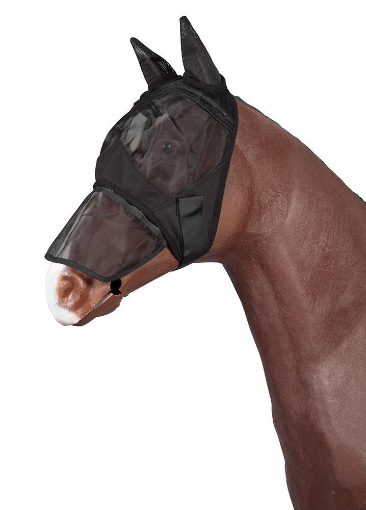 PFIFF Vliegenmasker met afneembare neusbeschermer