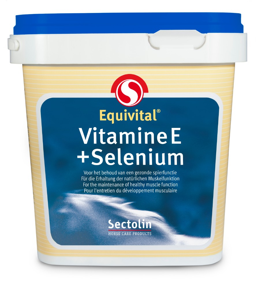 Sectolin Equivital Vitamine E + Selenium 1 kg