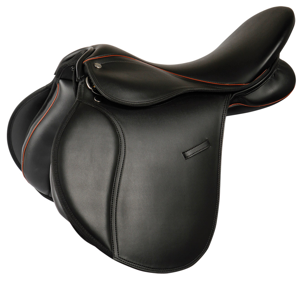 """Harry's Horse Zadel switch VZH 15"""" glad wide"""