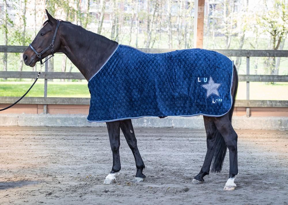 Harry's Horse Fleecedeken LouLou Ensign