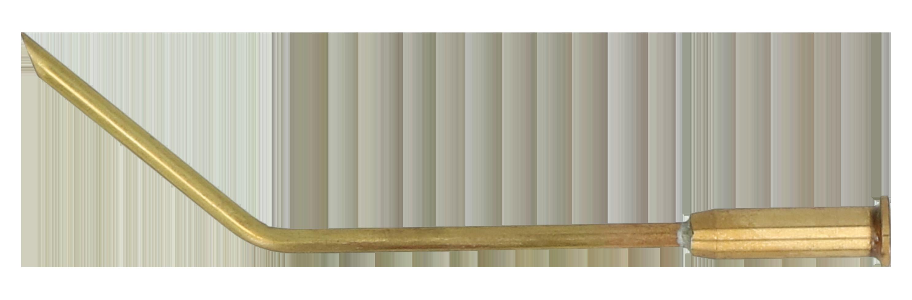 Hofman Birchmeier Gebogen Spuitlans 15 cm DR5