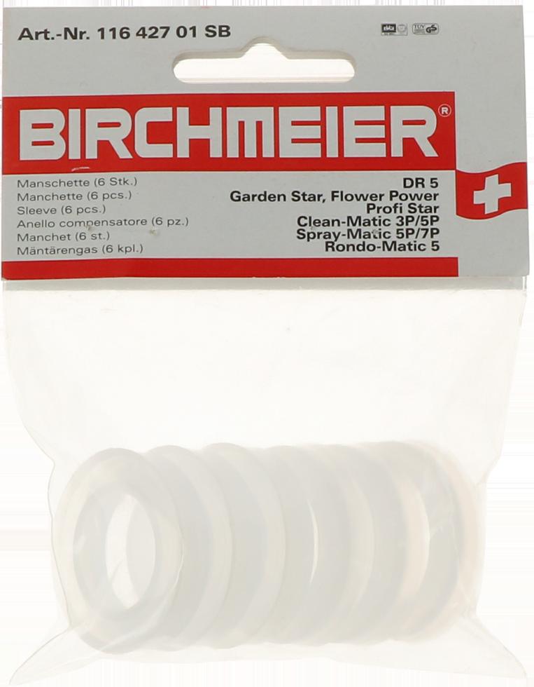 Hofman Birchmeier Zuigerringen (per 6 stuks)