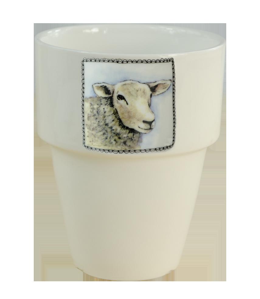 Hofman Boerenwinkel Melkbeker Schaap