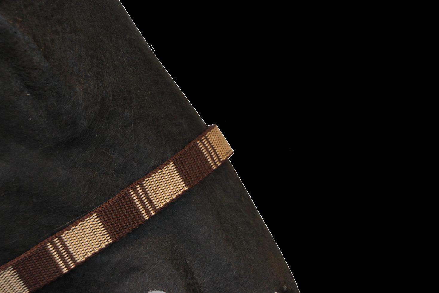 Hofman Halster Trendy bruin