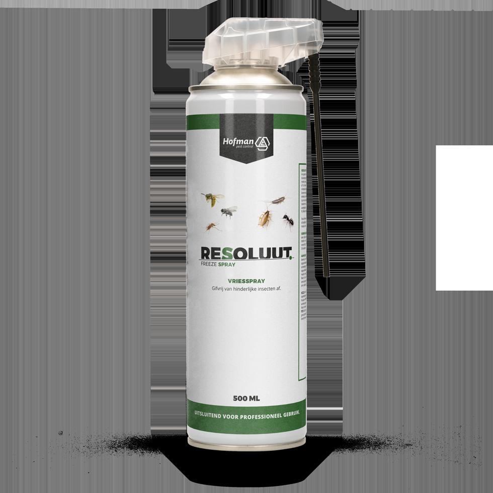 Resoluut Freeze Spray