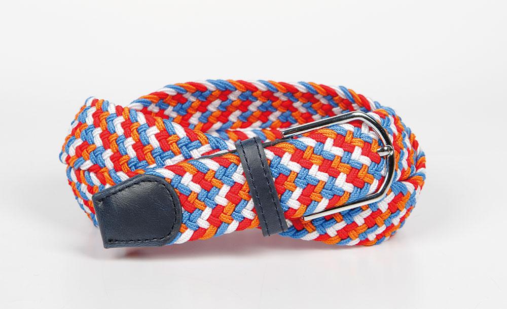 Harry's Horse Riem elastisch Dutch Orange