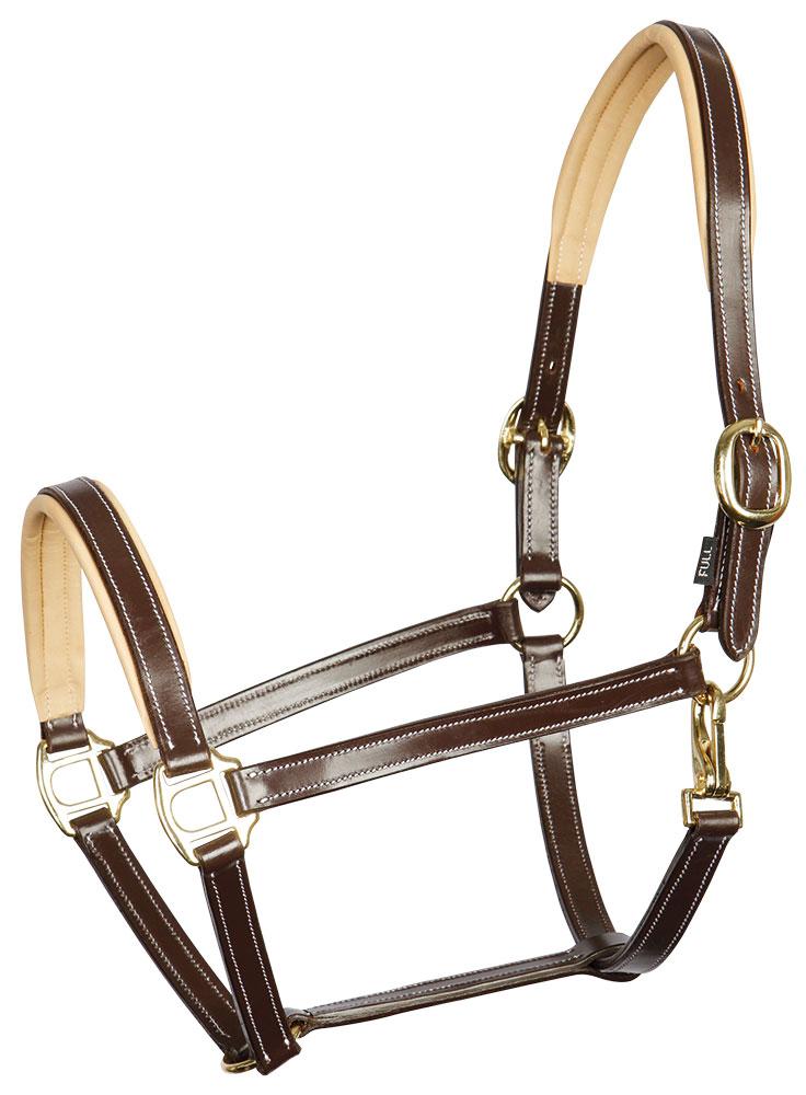 Harry's Horse Halster leder Elegance