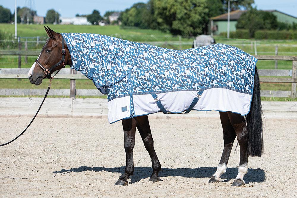 Harry's Horse Vliegendeken Mesh-Pro Camo