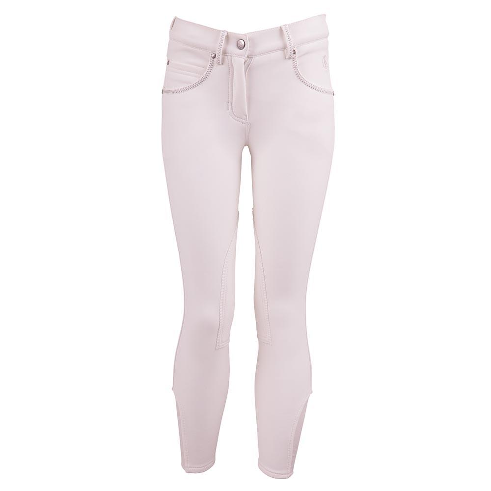 "BR Rijbroek ""Paris"" kind stoffen kniestukken jeanszakken"