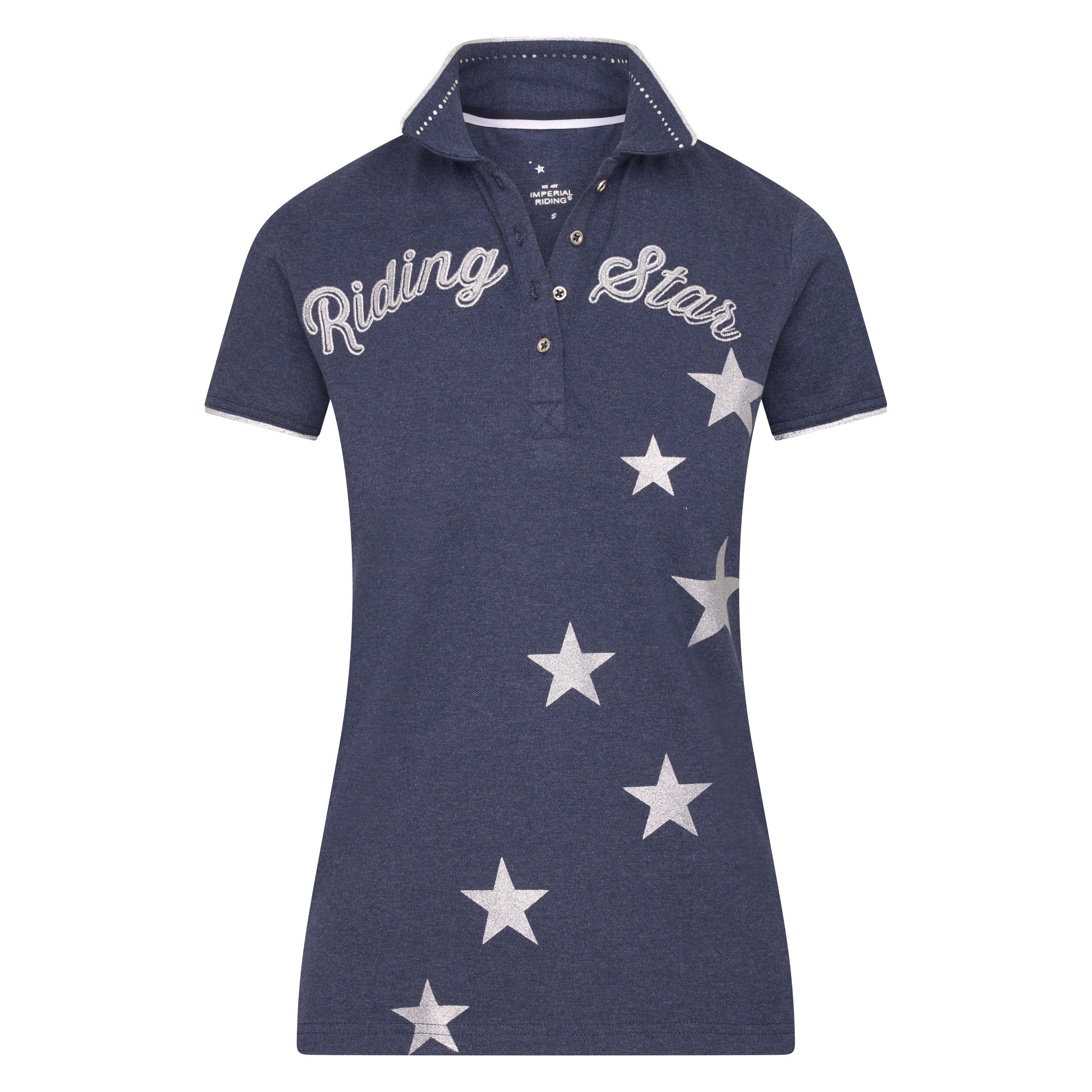 Imperial Riding polo shirt IRHIt's 'time to shine'