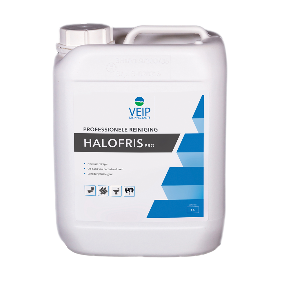 Hofman HaloFris Pro sanitaire reiniging