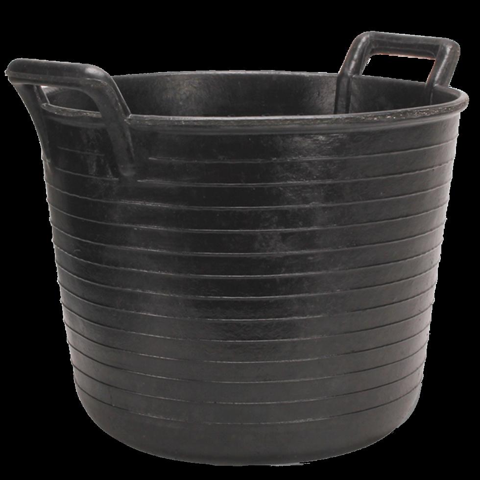 Hofman Voertrog rubber 11 l