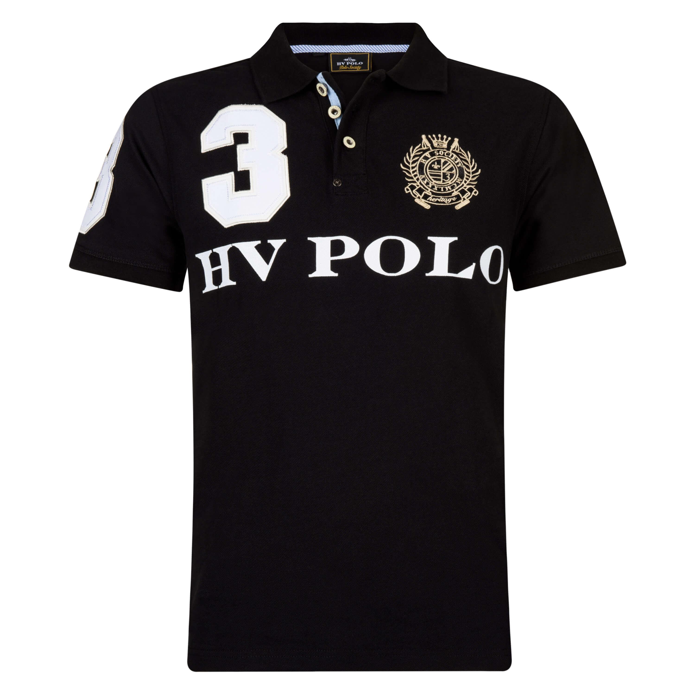 HV Polo Poloshirt Favouritas M. EQ korte mouw