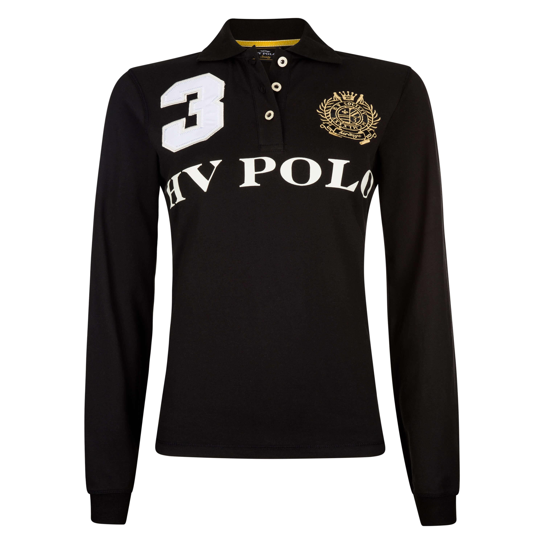HV Polo Poloshirt Favouritas Eques lange mouw