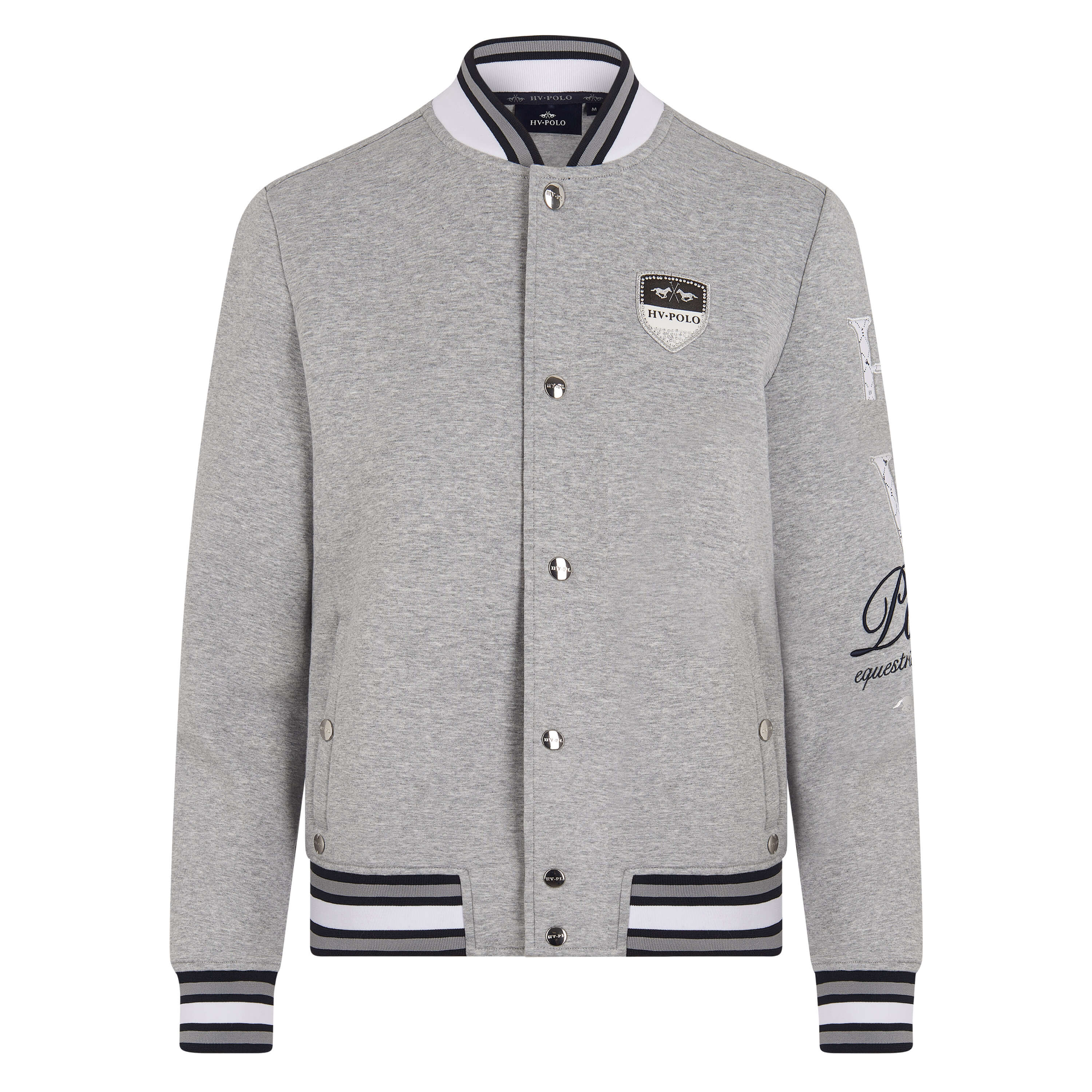 HV Polo Sweater met knopen Chessy