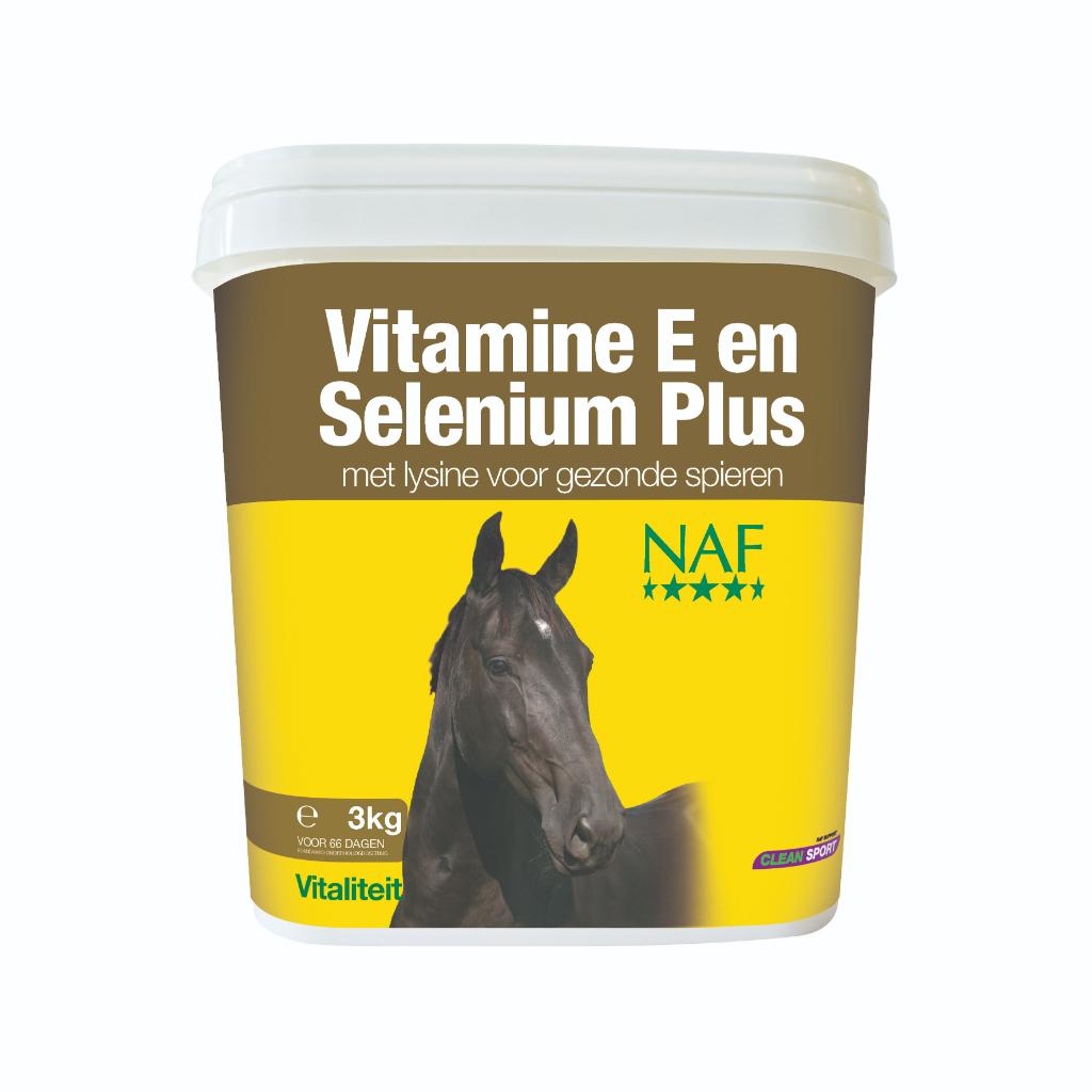 NAF Vitamine E & Selenium Plus