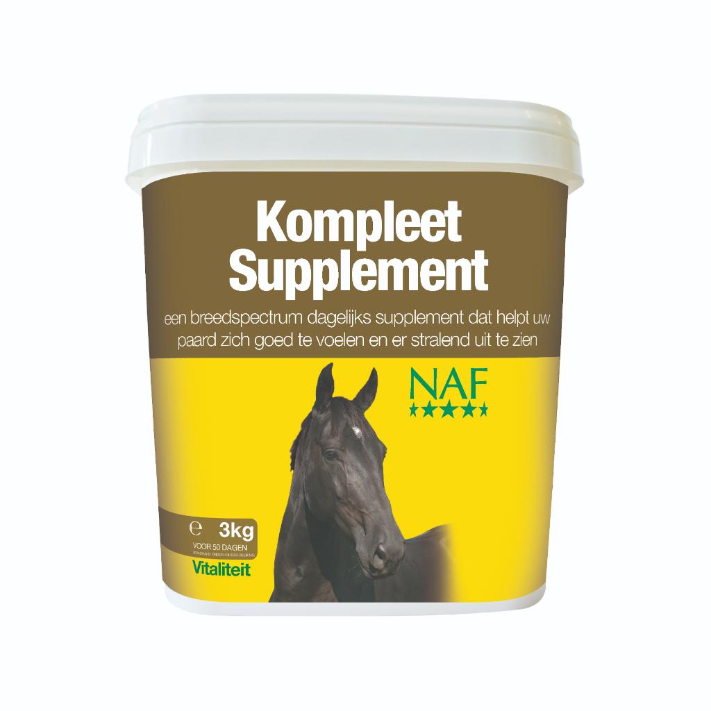 NAF Kompleet Supplement