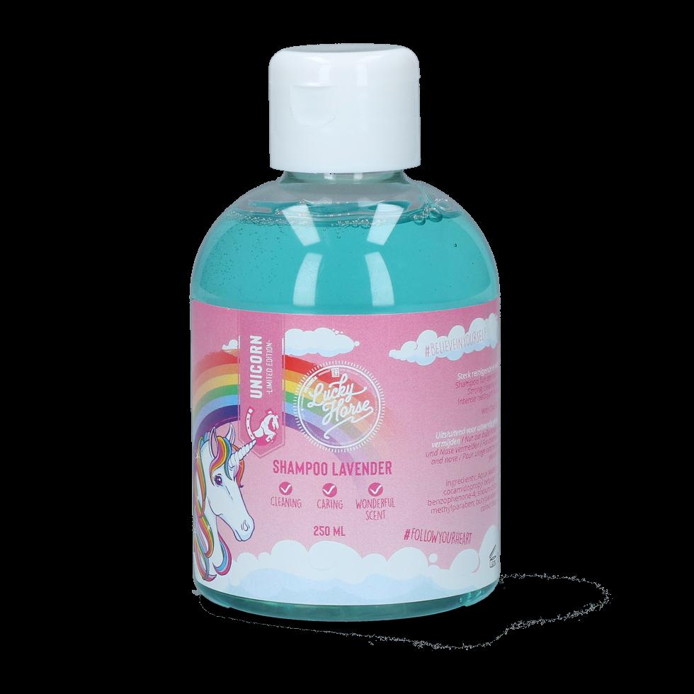 Excellent Lucky Horse Unicorn Shampoo Lavender