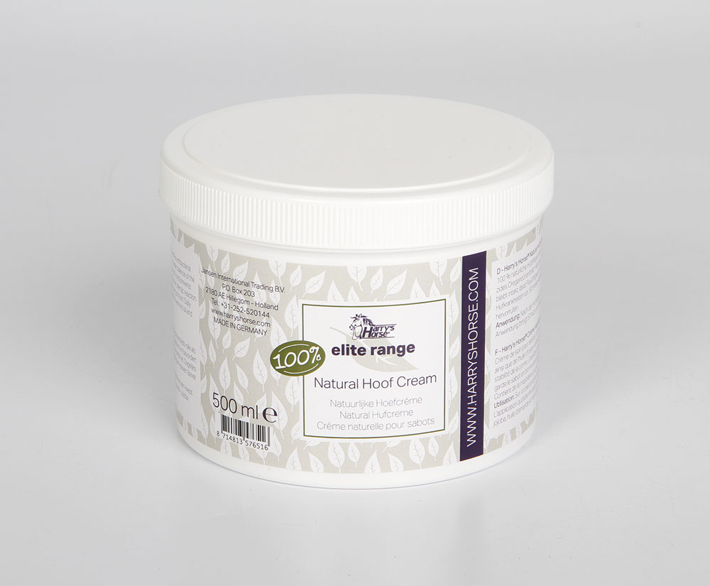 Harry's Horse Hoefcreme Natural (500ml)