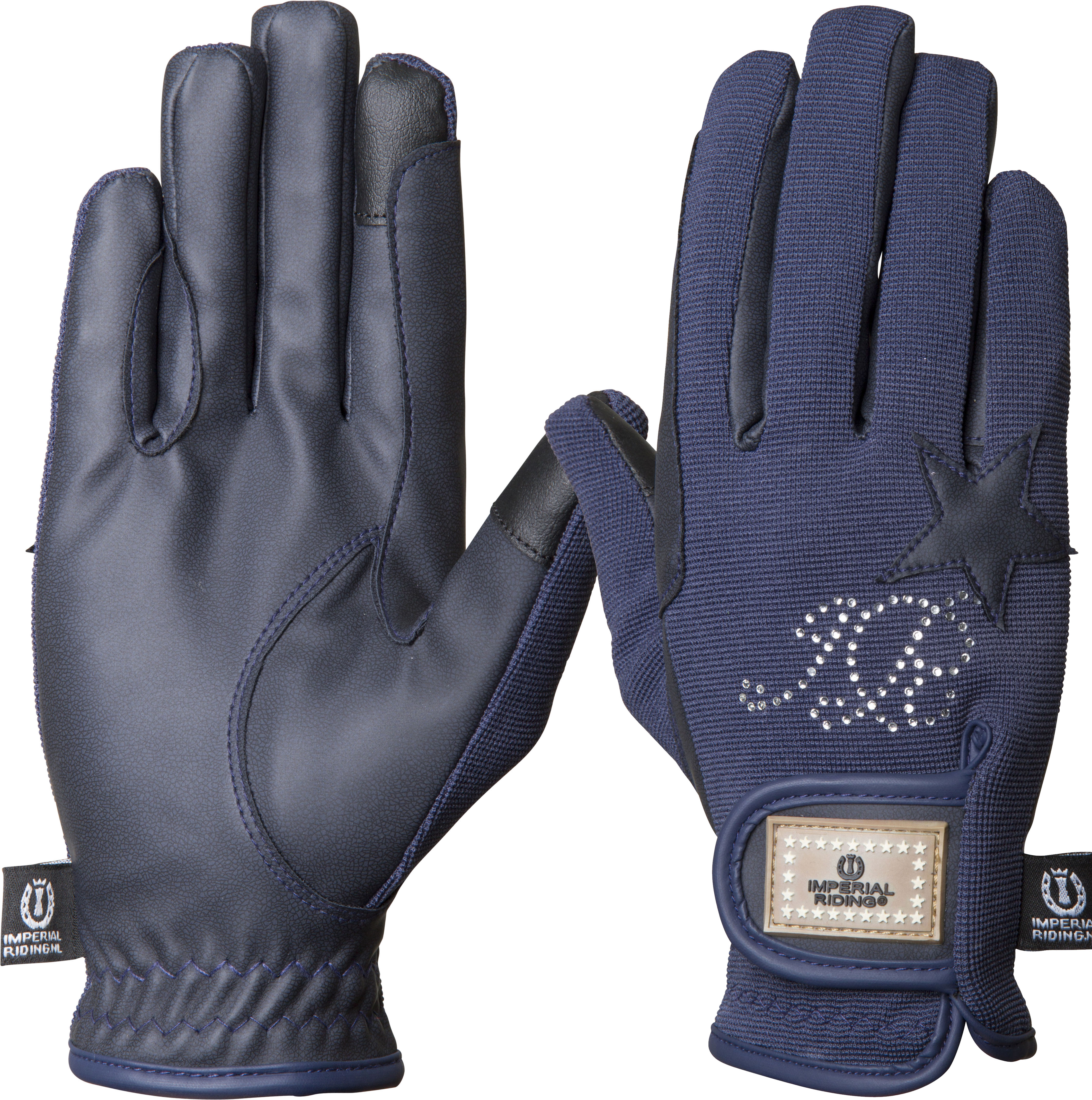 Imperial Riding Handschoenen Come To Win