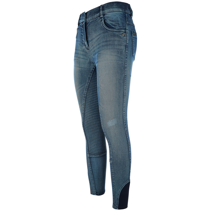 Imperial Riding Riding breeches Base SFS Denim Washed