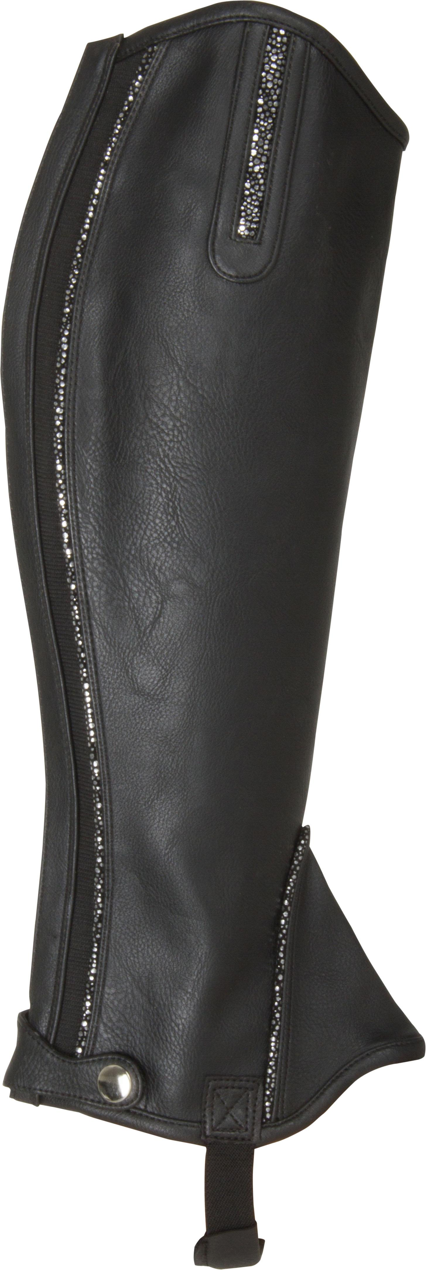 Imperial Riding Mini chaps synthetisch leder Glitter