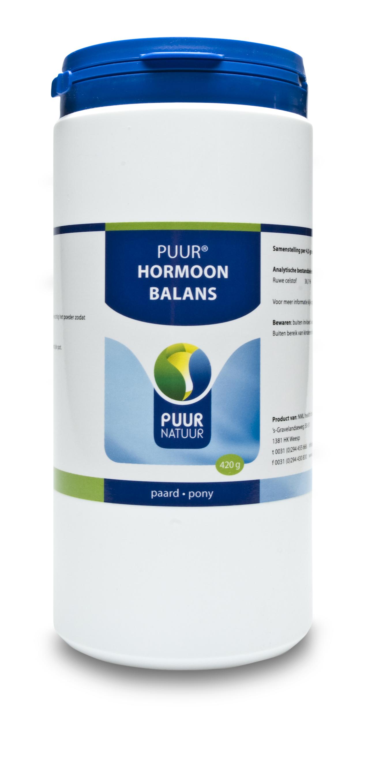 Sectolin PUUR Hormone balance (Voorheen PUUR Hormoonbalans) (P) 420 g