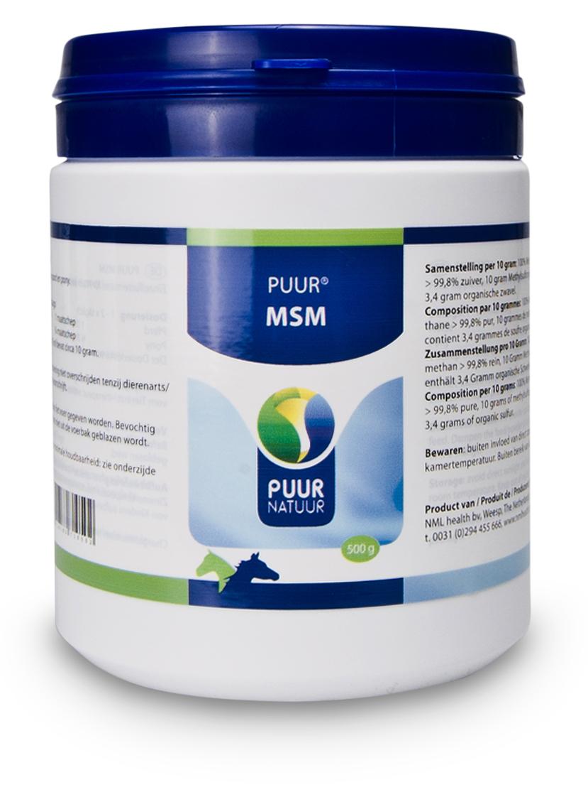 Sectolin PUUR MSM (P) 500 g