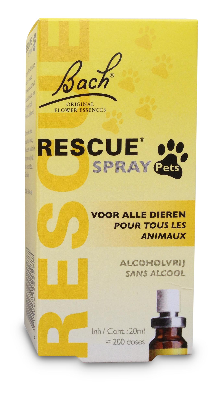 Bach Rescue Pets Spray - 20 ml
