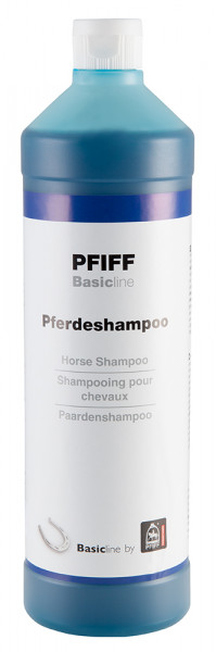 PFIFF Basicline paardenshampoo