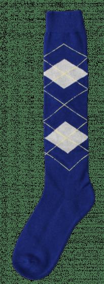 Excellent Kniekous RE d.blauw/beige  43-46