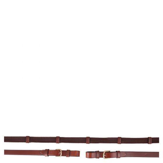 BR Teugel linnen 19mm ronde gespen