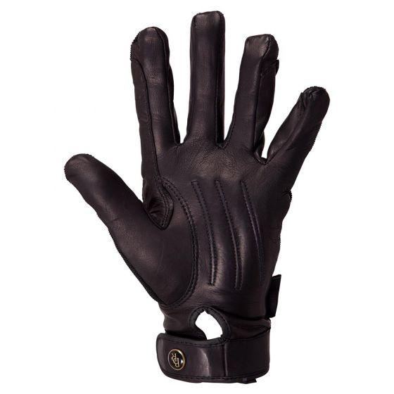 BR Rijhandschoen Comfort Pro Spandex-top lederen-palm