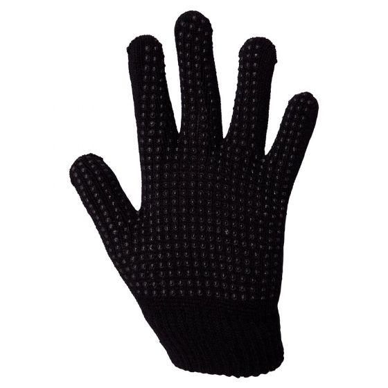 Premiere handschoenen Magic Gloves kinderen Zwart