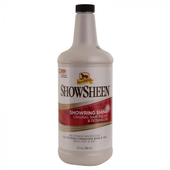 Absorbine Anti-klit Showsheen 946 ml refill