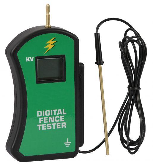 Hofman Afrast tester digitale voltmeter