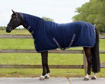 QHP Deken fleece basic hals & singels
