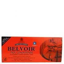 Leerzeep CDM Belvoir Tack Conditioner staaf 250g