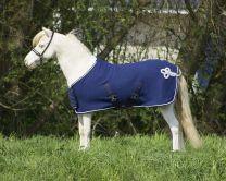 QHP Deken Fleece Ornament Falabella