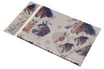 Inpakpapier Horse Heads