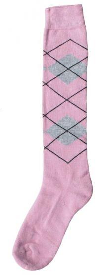 Hofman Kniekous RE 35/38 Pink/Silver