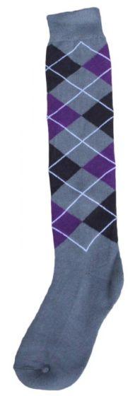 Hofman Kniekous RE 39/42 Purple/Silver