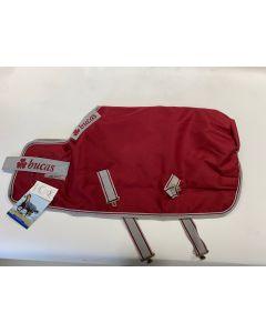 Bucas Irish Turnout Extra Sample Red 95cm