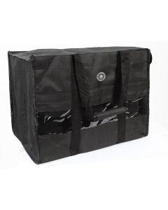PFIFF Tas voor bandages en peesbeschermers Zwart