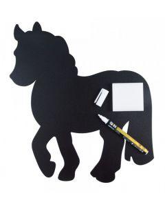Bord met paardenmotief