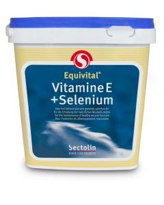 Sectolin Equivital Vitamine E + Selenium 3 kg