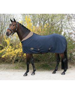 Harry's Horse Teddyfleece deken 1/2 hals