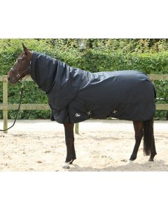 Harry's Horse Deken Thor 400gr met hals Stretch limo