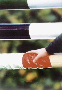 PFIFF Gekleurd folie voor hindernisbalken